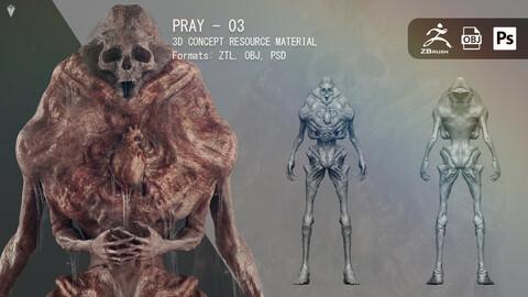 Pray 03 - Resource Material