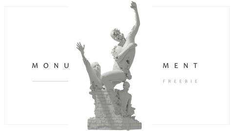 MONUMENT - Freebie