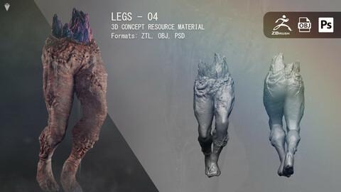 Legs 04 - Resource Material