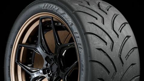 Dunlop Direzza 03G 295/30 ZR18 98Y (Real World Details) Revamped