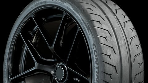 Continental Extreme Contact Force 235/35 ZR19 91W (Real World Details)
