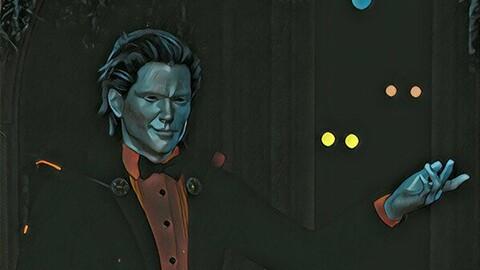 Man in Black - Hi-res poster image files
