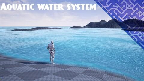 UE 4 : Aquatic Water System