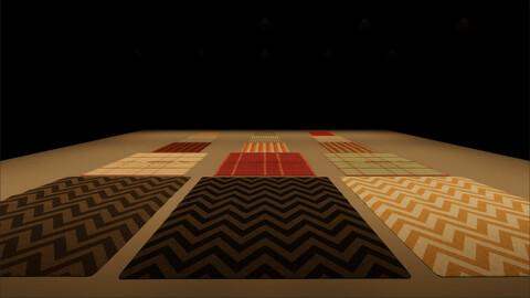 Carpets Vol. 1 HDRP