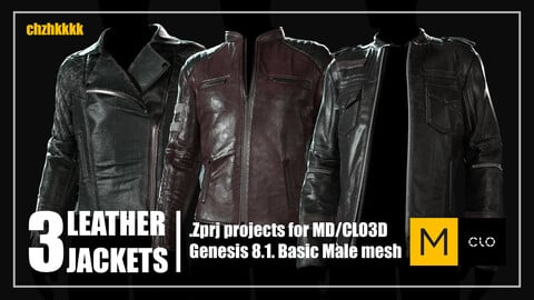 LEATHER JACKETS PACK