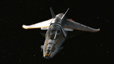 Space Ship - Space Fighter