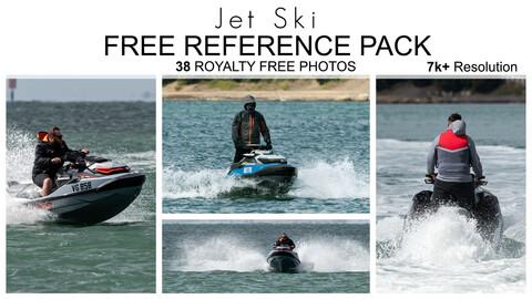 Free Reference Pack - Jet Ski - 38 Royalty Free Photos