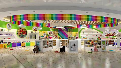 Shopping Malls - Shop - Children Toys 36