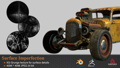 103 surface imperfection textures vol.1