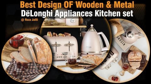 DeLonghi_appliances_Kitchen_set