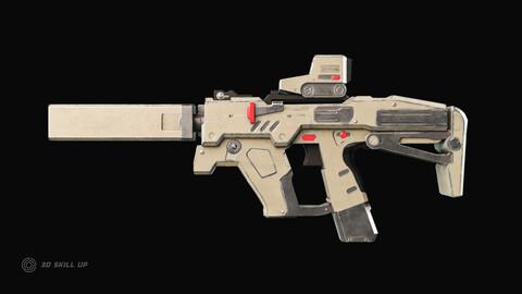 Gun Kareos Game Ready