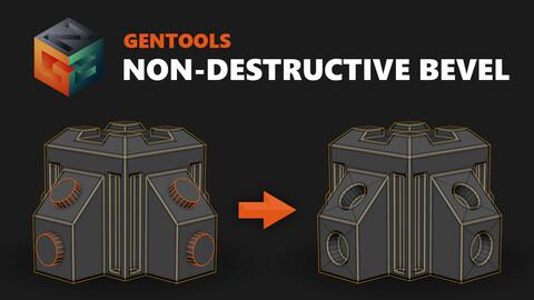 Non-Destructive Bevel