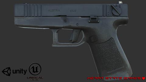 Glock 18 Pistol