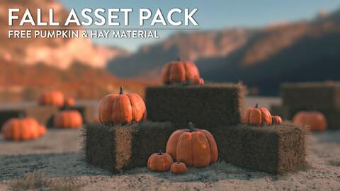 Fall Asset Pack