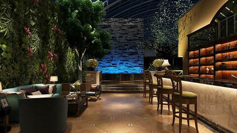 Business Restaurant - Coffee - Banquet  16