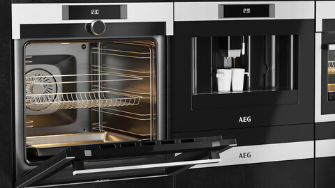 AEG appliance collection