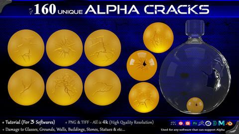 160 Unique Cracks Alpha + Tutorial