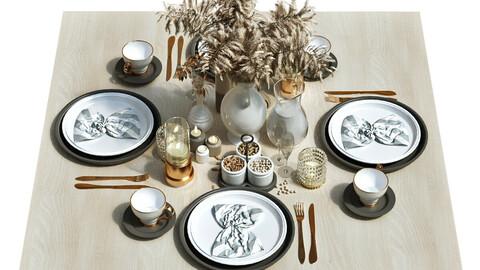 Tableware set 151