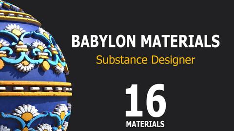 Babylon Materials