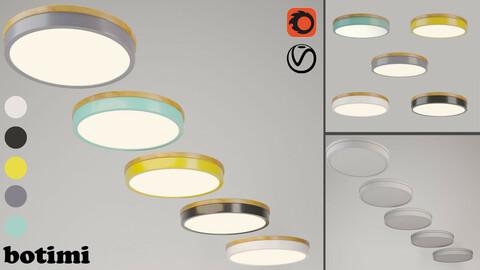 botimi-ceiling lamp Vol 01