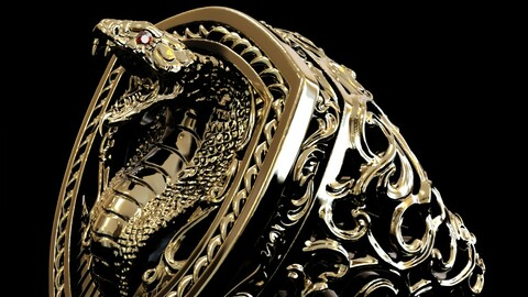 King Cobra Ring