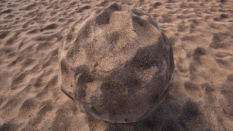 Sand (281) - Photogrammetry based Environment Texture
