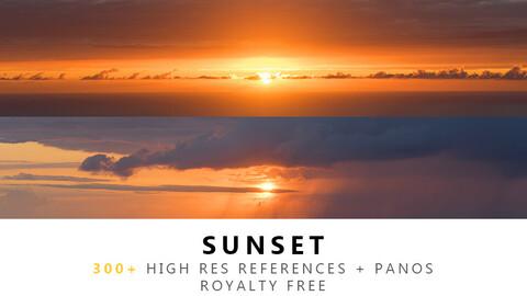 Sunset Texture PACK 03
