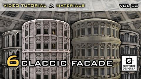 classic facade  vol 02