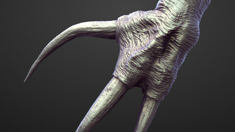 ARM22 high poly sculpt