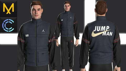 New concept Marvelous Clo3D Outfit Male# 24