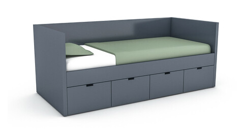 3D 3d wardrobe bed 0