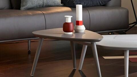 Mu sofa table