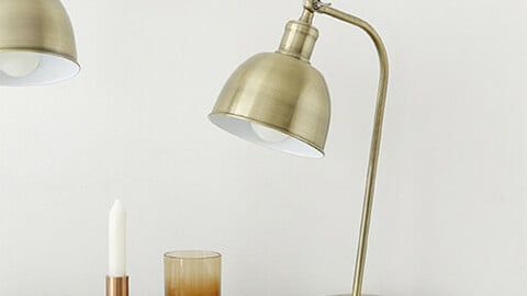Floss Bellhop Table Lamp Bellhop Table Lamp