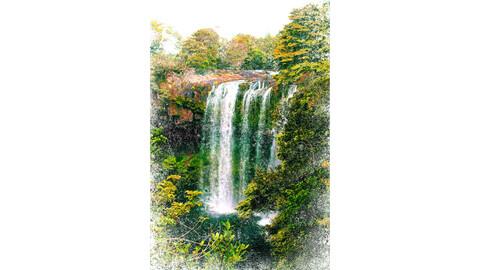 водопад 1,1