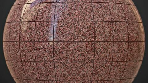 Granite Floor Material
