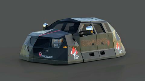 Dominator 3 Tornado Interceptor