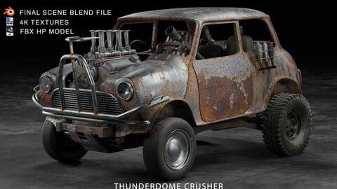 Thunderdome Crusher