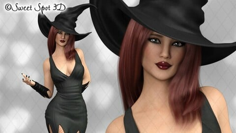 Hot Witch 02