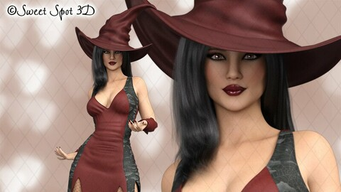 Hot Witch 04