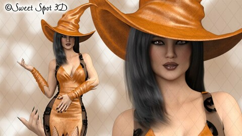Hot Witch 05