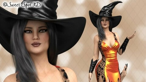 Hot Witch 09