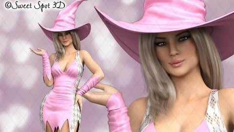 Hot Witch 11
