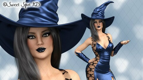 Hot Witch 13