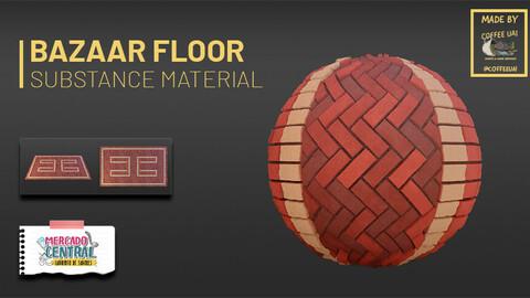 Bazaar Floor Material
