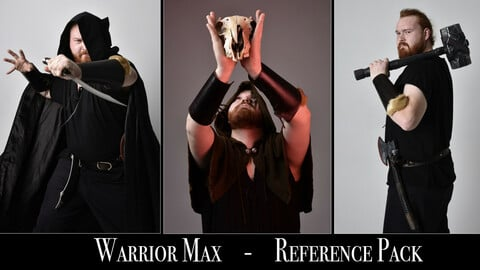 x110 Warrior Max - Reference Pack
