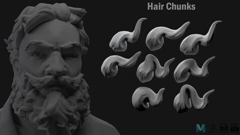 Hair Chunks