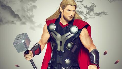 Thor .. god of thunder