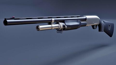 Benelli M3 Super 90 Kromo