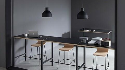 DSAD212H 1200x600 Standing Table
