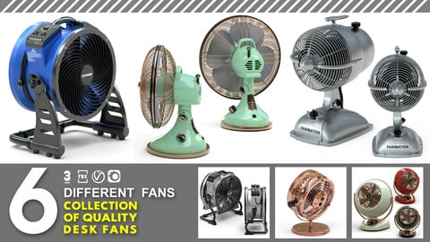 collection of quality desk fans-1